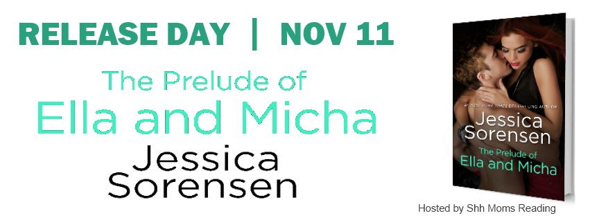 Release Day Blitz and Giveaway: The Prelude of Ella and Micha (The Secret 0.5) by Jessica Sorensen