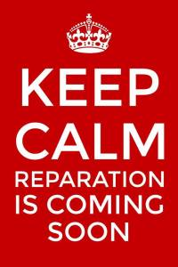 Teaser Thursday and Giveaway: Reparation (The Kane Trilogy #3) by Stylo Fantome
