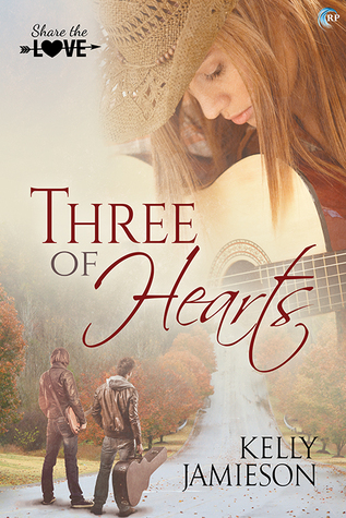 Review and Giveaway: Three of Hearts (Share the Love: A Holiday Charity Bundle) by Kelly Jamieson
