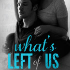 Blog Tour and Giveaway: What's Left of Us (What's Left of Me #2) by Amanda Maxlyn
