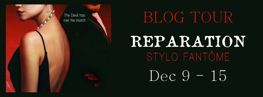 Blog Tour, Giveaway and BONUS Scene: Reparation (The Kane Trilogy #3) by Stylo Fantome