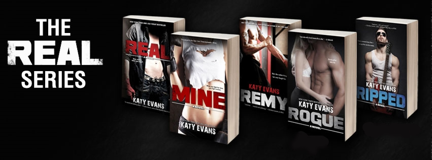 Review and Giveaway: Ripped (Real #5) by Katy Evans