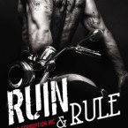 Cover Reveal: Ruin & Rule (Pure Corruption MC #1) by Pepper Winters