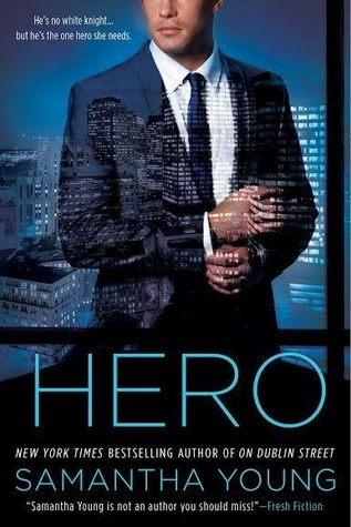 Blog Tour – Exclusive Excerpt, Review and Giveaway: Hero by Samantha Young
