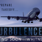 Cover Reveal: Turbulence by Whitney G.