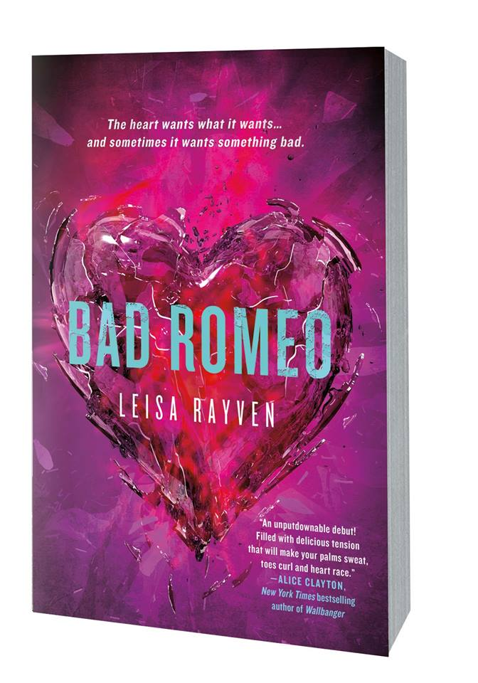 bad romeo signed paperback