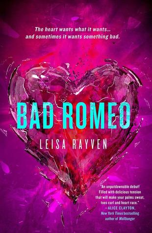Review and Giveaway: Bad Romeo (Starcrossed #1) by Leisa Rayven