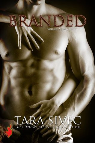 Happy Release Day to Tara Sivec and Branded (The Ignite Trilogy #2)