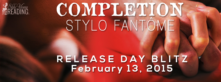 Release Day Blitz, Review and Giveaway: Completion (The Kane Trilogy #3.5) by Stylo Fantome