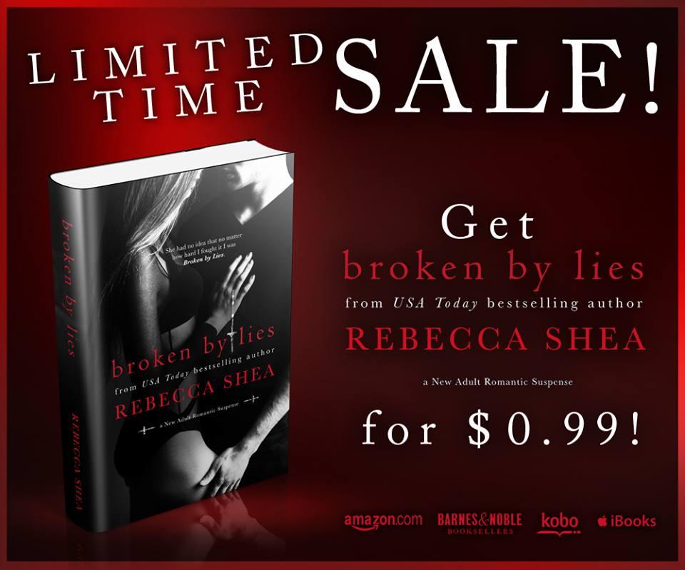 Broken by Lies Sale 1