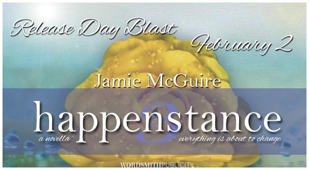 Release Day Blitz: Happenstance 3 (Happenstance #3) by Jamie McGuire