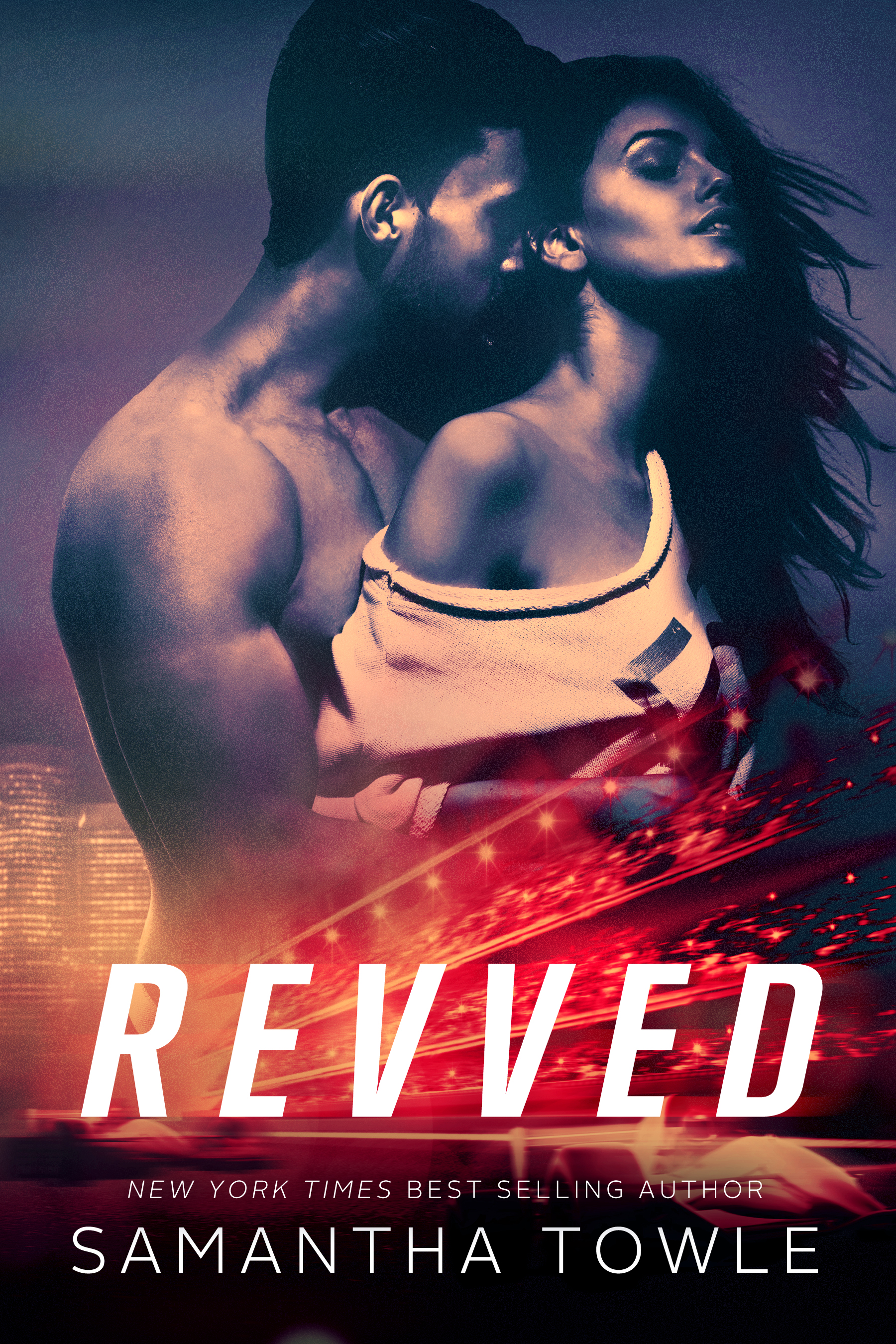 Cover Reveal: Revved by Samantha Towle