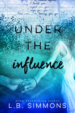 Cover Reveal: Under the Influence by L.B Simmons