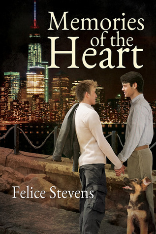 Review and Giveaway: Memories of the Heart by Felice Stevens