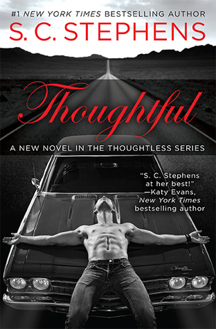 Blog Tour Promo, Author Q&A and Giveaway: Thoughtful (Thoughtless #1.5) by S.C. Stephens