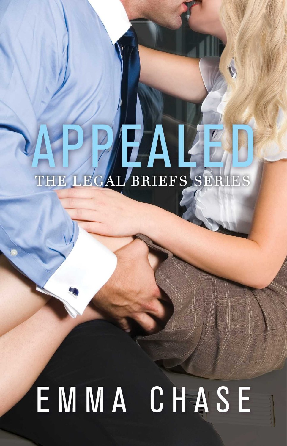 Surprise Cover Reveal! Appealed (The Legal Briefs #3) by Emma Chase