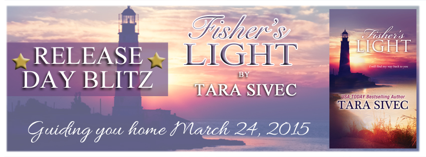 Review and Giveaway: Fisher's Light by Tara Sivec