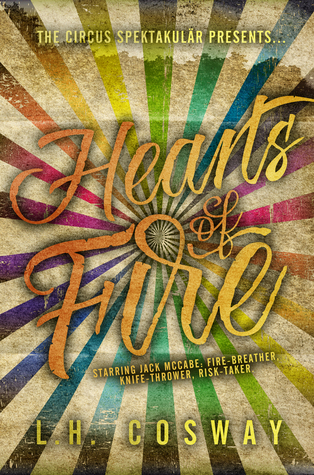 Blog Tour, Giveaway and MORE! Hearts of Fire by L.H. Cosway