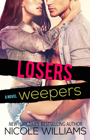 Blog Tour Review: Losers Weepers (Lost and Found #4) by Nicole Williams