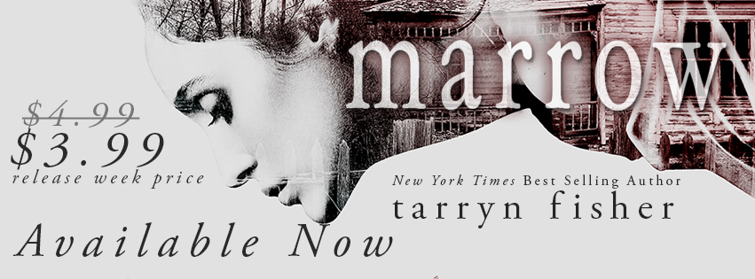 #Release Marrow by Tarryn Fisher