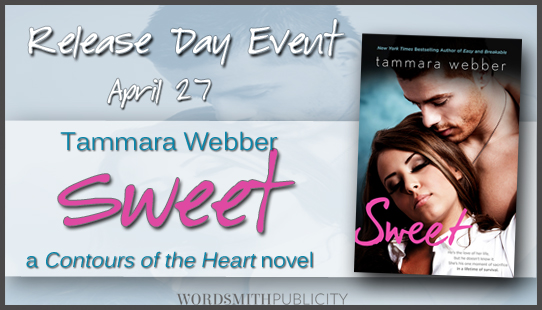 Release Day Blitz: Sweet (Contours of the Heart #3) by Tammara Webber