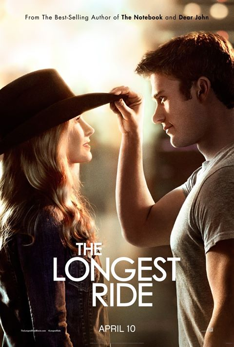 The Longest Ride Movie and Book Review
