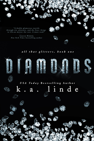 Blog Tour and Giveaway: Diamonds (All that Glitters #1) by K.A. Linde