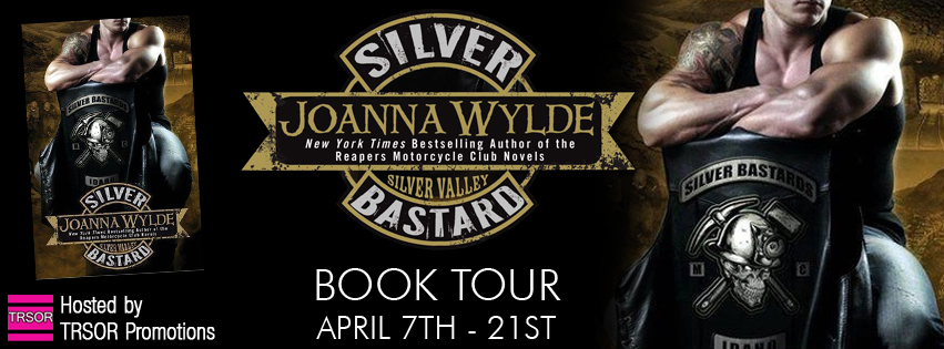 Blog Tour Promo and Giveaway: Silver Bastard (Silver Valley #1) by Joanna Wylde