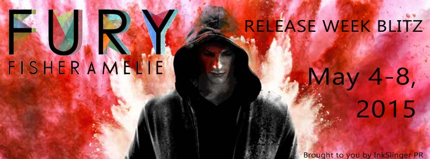 Release Week Blitz and Giveaway: Fury (The Seven Deadly #3) by Fisher Amelie