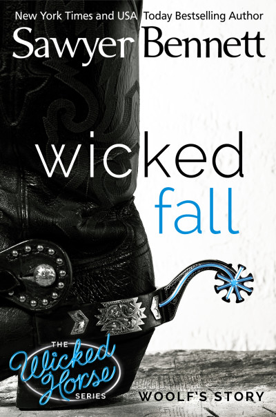 Review: Wicked Fall (The Wicked Horse #1) by Sawyer Bennett