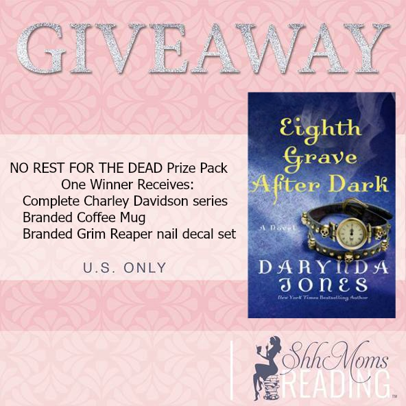 eighth grave after dark giveaway