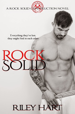 Review and Giveaway: Rock Solid (Rock Solid Construction #1) by Riley Hart