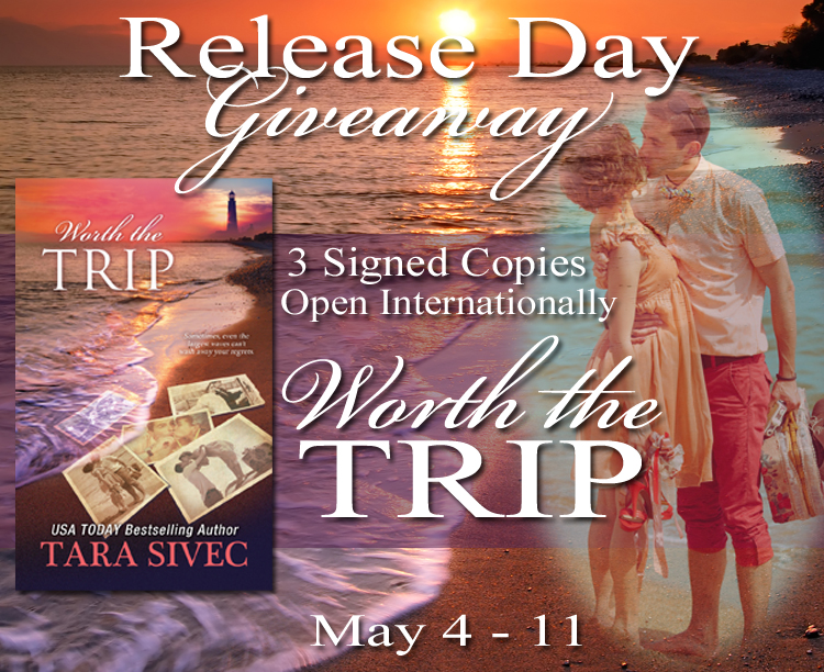 worth the trip Release Day Giveaway