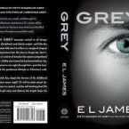 Did you see this cover reveal from E.L James?!?!