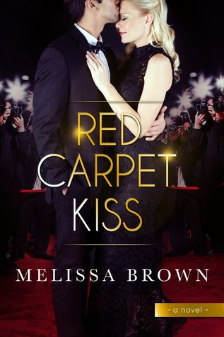 Book Promo and Giveaway: Red Carpet Kiss by Melissa Brown