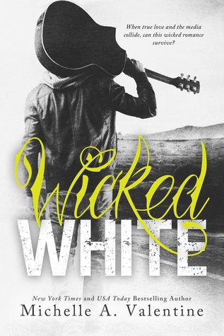 Book Spotlight and Giveaway: Wicked White (Wicked White #1) by Michelle A. Valentine