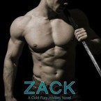 Review: Zack (Cold Fury Hockey #3) by Sawyer Bennett