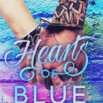Cover Reveal: Hearts of Blue (Hearts #4) by L.H. Cosway