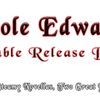 Nicole Edwards' Double Release Day and Giveaway!