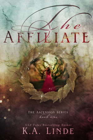 Cover Reveal and Giveaway: The Affiliate (Ascension #1) by K.A. Linde