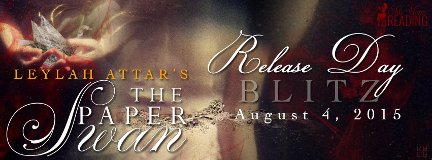 Release Day Blitz, Review and Giveaway: The Paper Swan by Leylah Attar