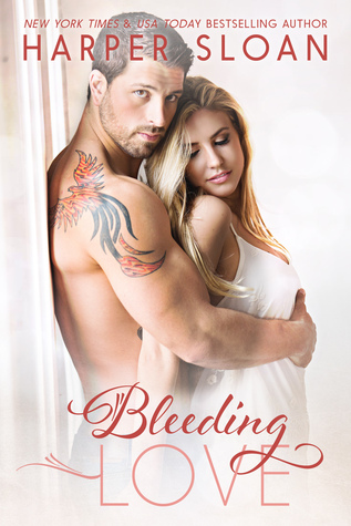 Review: Bleeding Love (Hope Town #2) by Harper Sloan