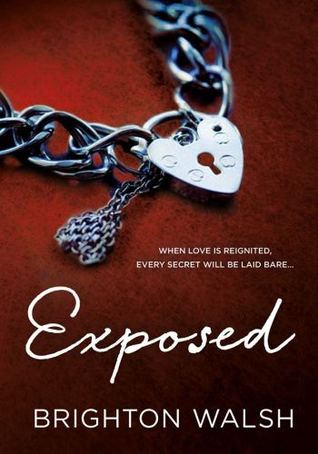 Release Day Blitz: Exposed (Captive #2) by Brighton Walsh
