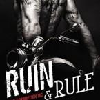 Release Blitz: Ruin & Rule (Pure Corruption MC #1) by Pepper Winters