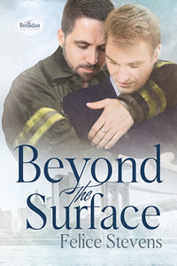 Review: Beyond the Surface (The Breakfast Club #1) by Felice Stevens