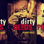 Cover Reveal: Dirty Promises (Dirty Angels #3) by Karina Halle