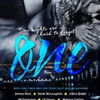 Release Day Blitz: ONE by Heidi McLaughlin, Jillian Dodd, L.P. Dover, Emma Hart, J.M. Darhower, Melissa Collins, Alivia Anders, Anna Cruise, A.O. Peart, Cameo Renae, Jennifer Foor, Kelly Walker, Julia Crane, Lizzy Ford, Morgan Black, Savannah Rylan, SE Anderson, Steph Nuss