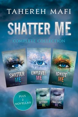 shatted me series complete