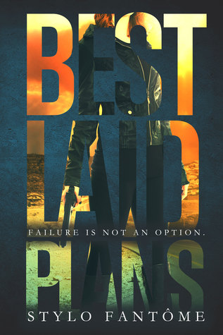 Blog Tour and Giveaway: Best Laid Plans (The Mercenaries #1) by Stylo Fantome