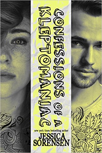 Release Day Blitz and Giveaway: Confessions of a Kleptomaniac (Rebels & Misfits #1) by Jessica Sorensen
